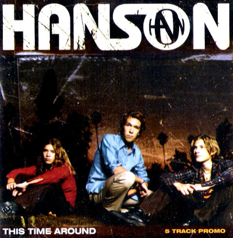 Hanson 'This Time Around' CD/2000/Pop Rock/Russia