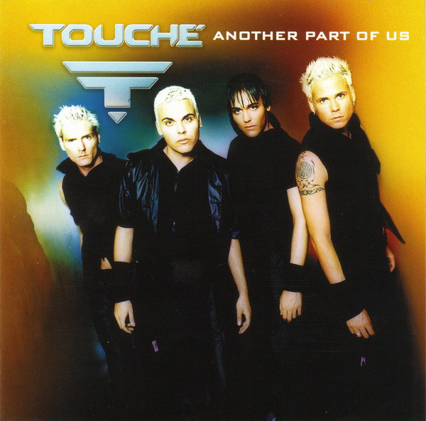 Touche 'Another Part Of Us' CD/1999/Pop/Russia
