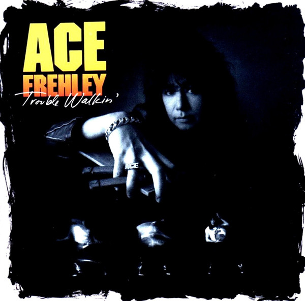 Ace Frehley 'Trouble Walkin' CD/1989/Hard Rock/Germany