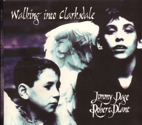 Jimmy Page & Robert Plant 'Walking Into Clarksdale' CD/1998/Rock/Europe