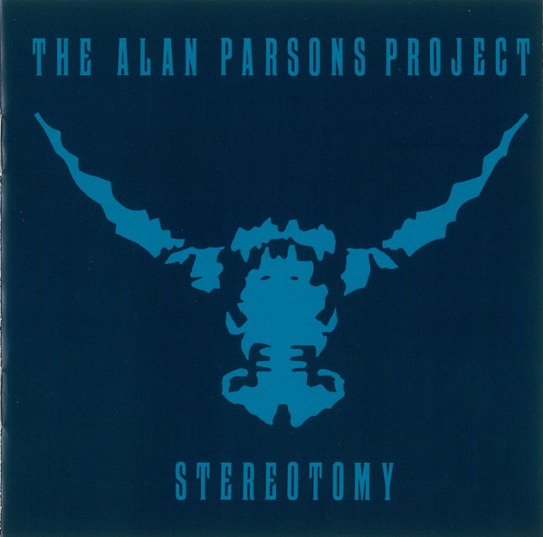 Alan Parsons Project The 'Stereotomy' CD/1985/Pop Rock/USA