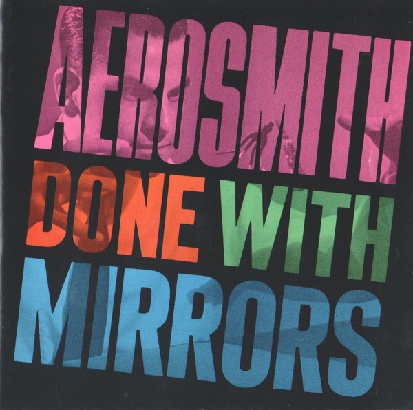 Aerosmith 'Done With Mirrors' CD/1985/Rock/Germany