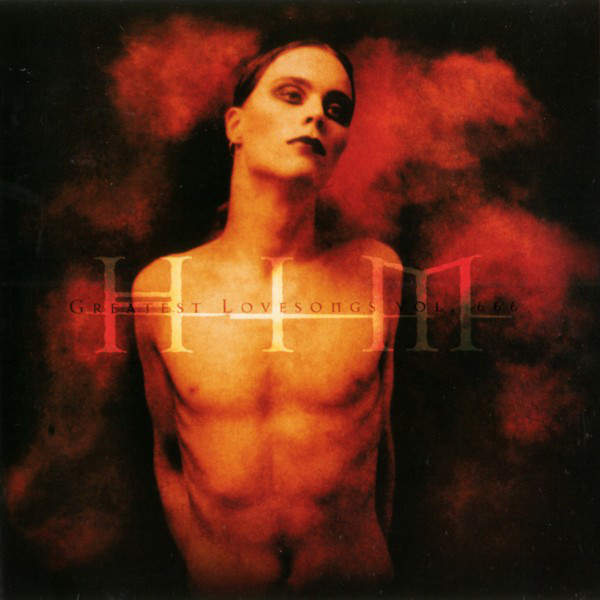 HIM 'Greatest Lovesongs Vol. 666' CD/1998/Rock/Russia
