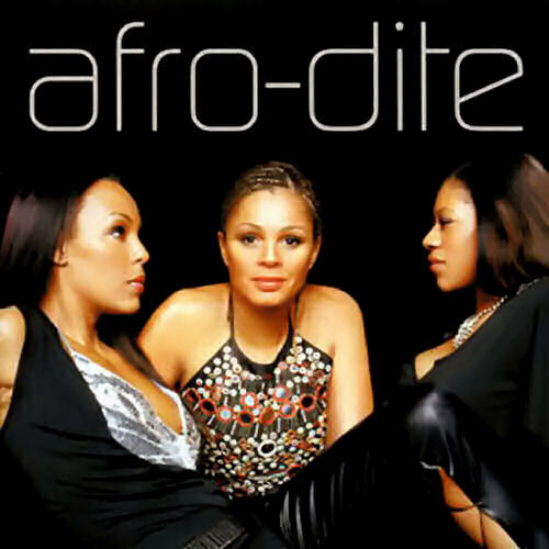 Afro-Dite 'Never Let It Go' CD/2002/House/Russia
