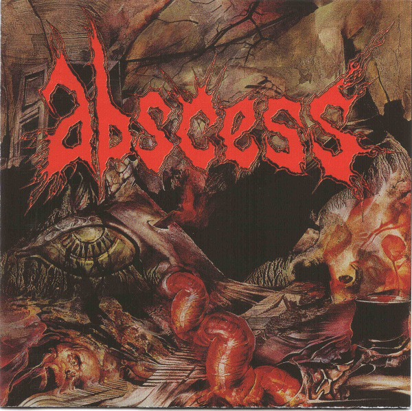 Abscess 'Tormented' CD/2001/Death Metal/Russia