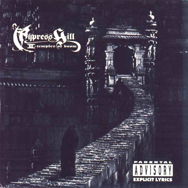 Cypress Hill 'III - Temples Of Boom'' CD/1995/Hip Hop/Russia