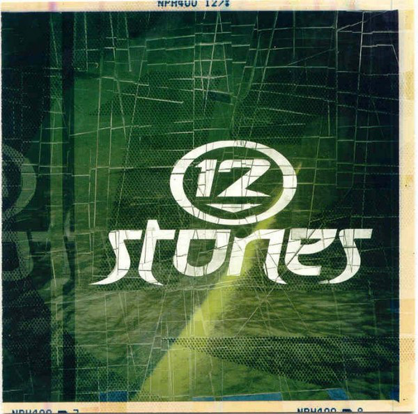 12 Stones '12 Stones' CD/2002/Rock/Russia