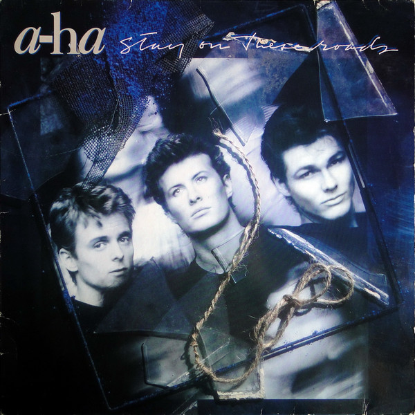 A-Ha 'Stay On These Roads' CD/1988/Pop/USA