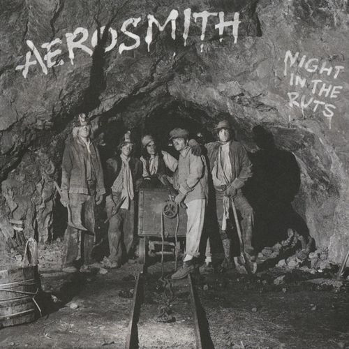 Aerosmith 'Night In The Ruts' CD/1979/Rock/Россия