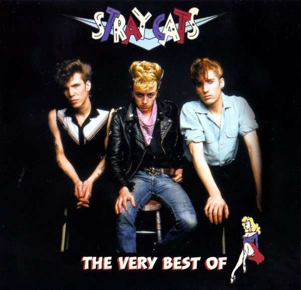 Stray Cats 'The Very Best Of' CD/2003/Rockabilly/Russia