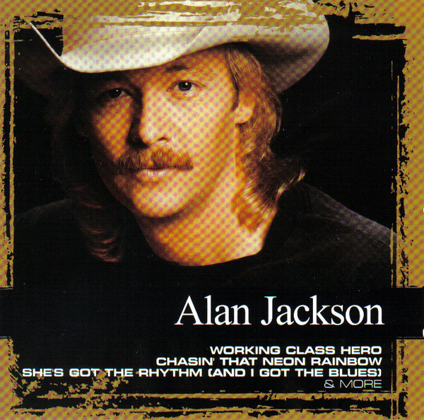 Alan Jackson 'Collections' CD/2006/Country/Россия