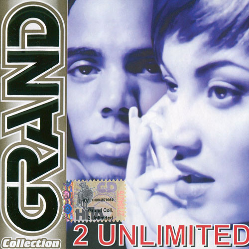 2 Unlimited 'Grand Collection' CD/2006/Techno/Россия