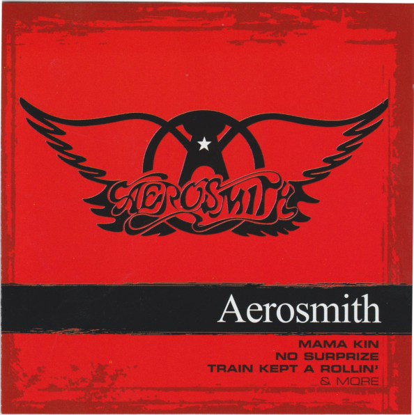 Aerosmith 'Collections' CD/2007/Rock/Россия