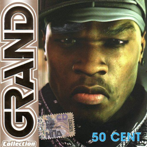 50 Cent 'Grand Collection' CD/2008/Hip Hop/Россия