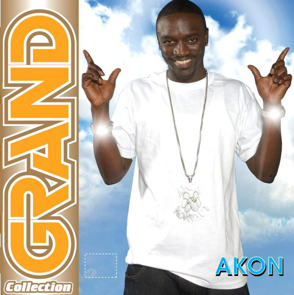 Akon 'Grand Collection' CD/2008/Hip Hop/Россия