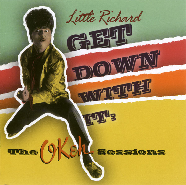 Little Richard 'Get Down With It: The OKeh Sessions' CD/2004/Rock n Roll/Russia