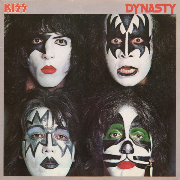 Kiss 'Dynasty' LP/1979/Rock/France/Nmint
