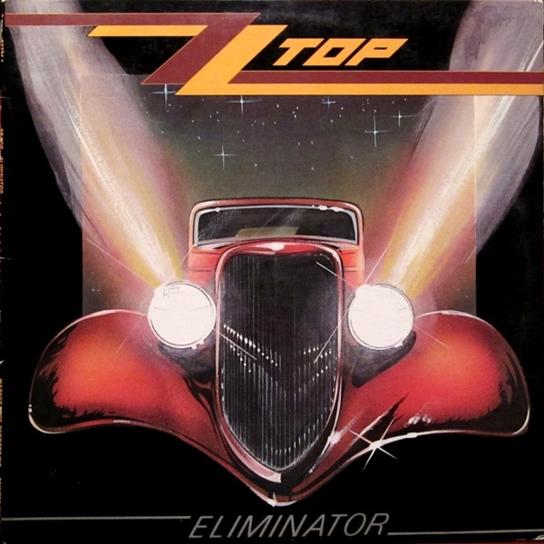 ZZ Top 'Eliminator' LP/1983/Rock/Germany/Nmint