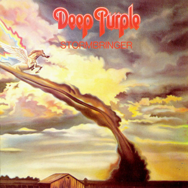 Deep Purple 'Stormbringer' LP/1974/Rock/Germany/Mint