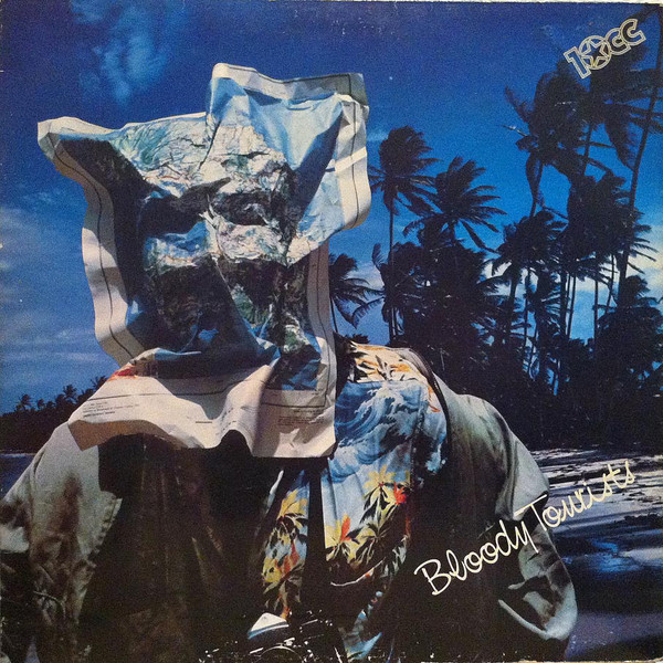 10cc 'Bloody Tourists' LP/1978/Pop Rock/Germany/NMint