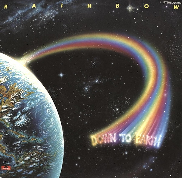 Rainbow 'Down To Earth' LP/1979/Hard Rock/Germany/VG