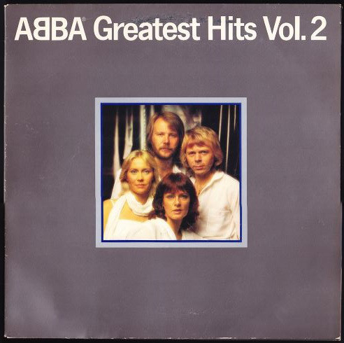 Abba 'Greatest Hits Vol.2' LP/1979/Pop/Sweden/Nmint