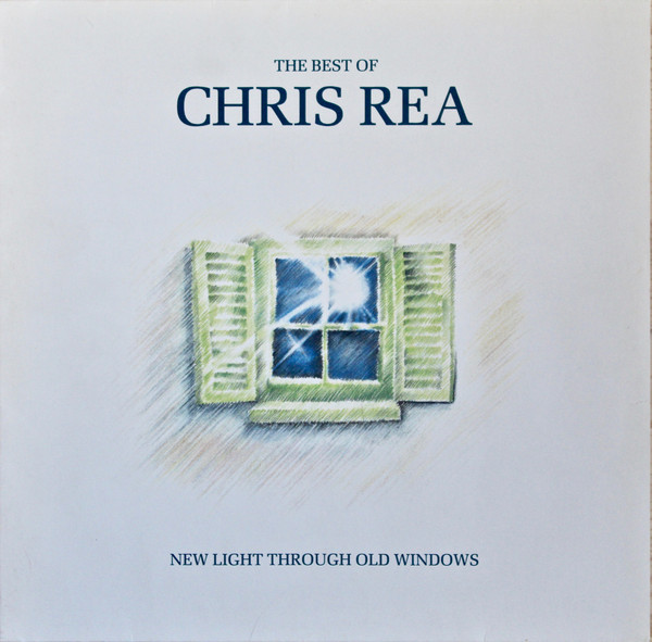Chris Rea 'New Light Through Old Windows (The Best Of Chris Rea)' LP/1988/Rock/Germany/Nm
